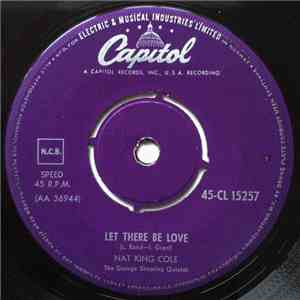 Nat King Cole, The George Shearing Quintet - Let There Be Love / I'm Lost FLAC