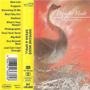 Depeche Mode - Speak & Spell FLAC