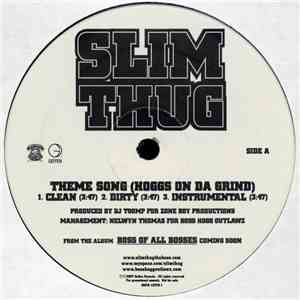 Slim Thug - Theme Song (Hoggs On Da Grind) FLAC