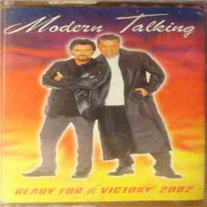 Modern Talking - Ready For A Victory 2002 FLAC
