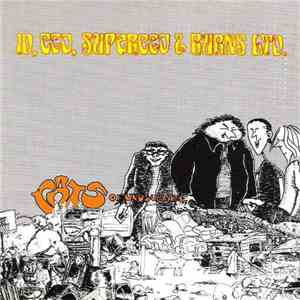 Rats Of Unusual Size - Id, Ego, Superego And Burns Ltd. FLAC
