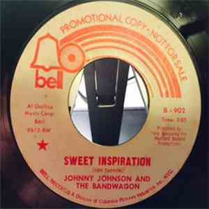 Johnny Johnson And The Bandwagon - Sweet Inspiration / Pride Comes Before A Fall FLAC