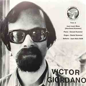 Victor Giordano - Jean-Louis Blues / Mademoiselle Valérie FLAC