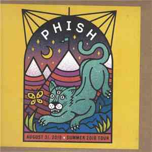 Phish - 08/31/2018 Dick's Sporting Goods Park, Commerce City, CO FLAC