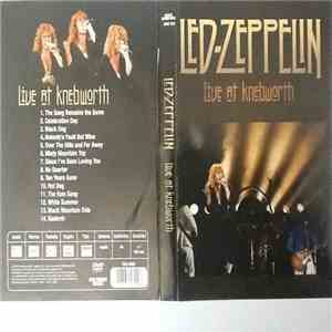 Led Zeppelin - Live At Knebworth FLAC