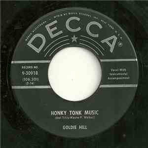 Goldie Hill - Honky Tonk Music / It's Here To Stay FLAC