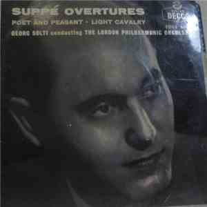 Georg Solti Conducting London Philharmonic Orchestra - Suppé Overtures FLAC