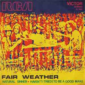 Fair Weather - Natural Sinner FLAC
