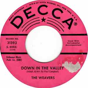The Weavers - Down In The Valley / Trouble In Mind FLAC