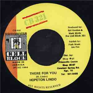 Hopeton Lindo - There For You FLAC