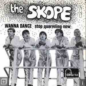 The Skope - Wanna Dance / Stop Quarreling Now FLAC