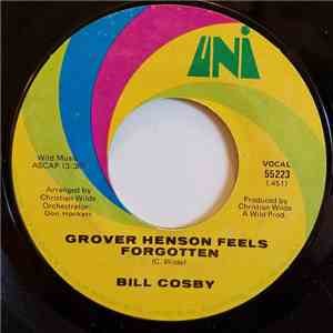 Bill Cosby - Grover Henson Feels Forgotten FLAC