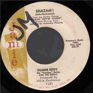 "Duane Eddy His ""Twangy"" Guitar And The Rebels - Shazam! / The Secret Seven FLAC"