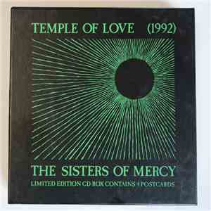 The Sisters Of Mercy - Temple Of Love  Promo Box FLAC