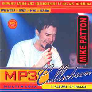 Mike Patton - MP3 Collection FLAC