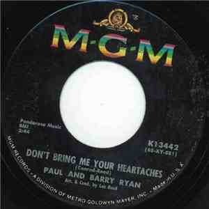 Paul & Barry Ryan - Don't Bring Me Your Heartaches FLAC