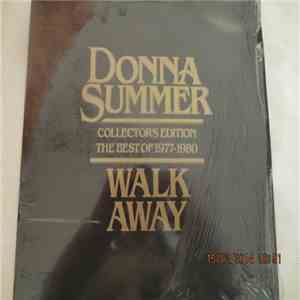 Donna Summer - Walk Away Collector's Edition (The Best Of 1977-1980) FLAC