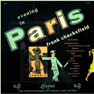 Frank Chacksfield And His Orchestra - Evening In Paris FLAC