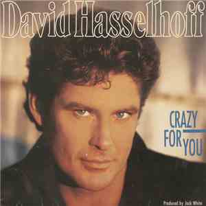 David Hasselhoff - Crazy For You FLAC