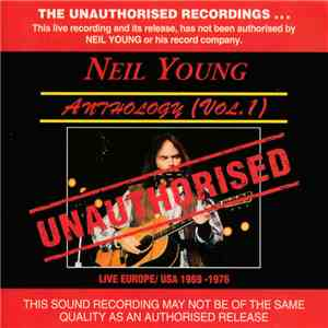 Neil Young - Anthology (Vol. 1) FLAC