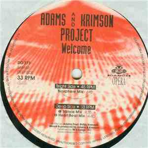 Adams And Krimson Project - Welcome FLAC