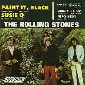 The Rolling Stones - Paint It Black FLAC