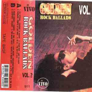 Various - Golden Rock Ballads Vol. 2 FLAC