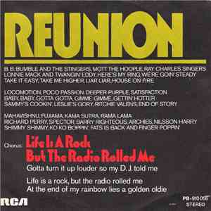 Reunion  - Life Is A Rock (But The Radio Rolled Me) FLAC