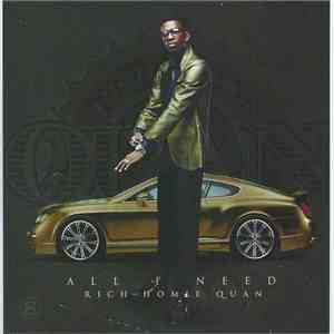 Rich Homie Quan - All I Need FLAC