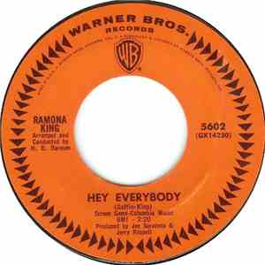 Ramona King - Hey Everybody / Make The Night A Little Longer FLAC