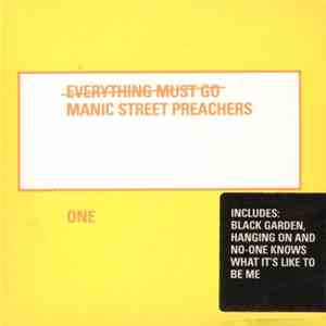 Manic Street Preachers - Everything Must Go FLAC