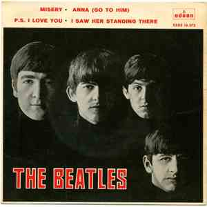 The Beatles - Misery / Anna (Go To Him) / P.S. I Love You / I Saw Her Standing There FLAC
