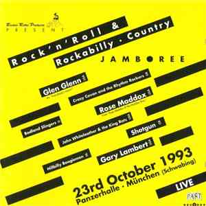 Various - Rock 'N' Roll & Rockabilly - Country Jamboree 23rd October 1993 FLAC