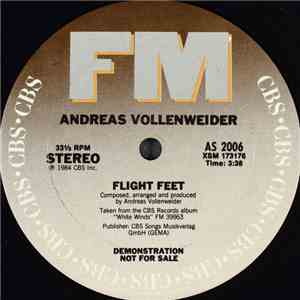 Andreas Vollenweider - Flight Feet / Trilogy FLAC
