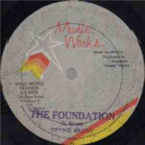 Dennis Brown / U. Brown - The Foundation FLAC