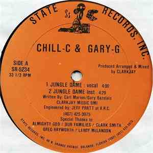 Chill-C & Gary-G - Jungle Dame FLAC
