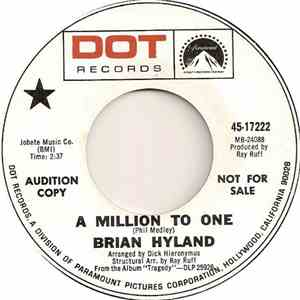 Brian Hyland - A Million To One FLAC