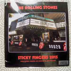 The Rolling Stones - Sticky Fingers Live FLAC