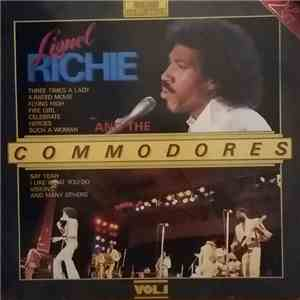 Lionel Richie And The Commodores - Golden Collection Vol. 1 FLAC