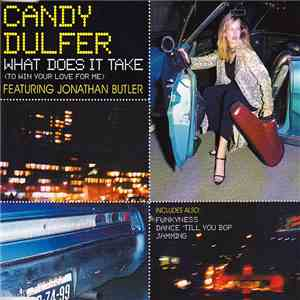 Candy Dulfer Featuring Jonathan Butler - What Does It Take (To Win Your Love For Me) FLAC