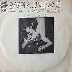 Barbra Streisand - Before The Parade Passes By FLAC