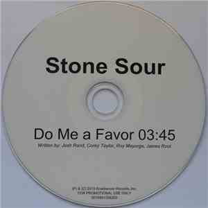 Stone Sour - Do Me A Favor FLAC