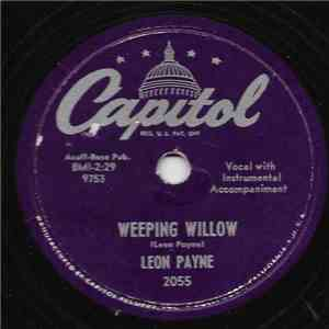 Leon Payne - Weeping Willow / Poke Salad Green FLAC