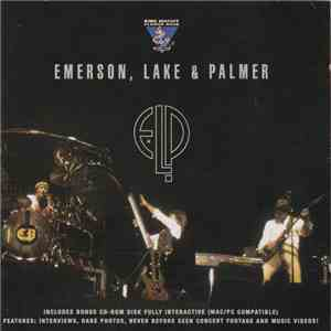 Emerson, Lake & Palmer - King Biscuit Flower Hour FLAC