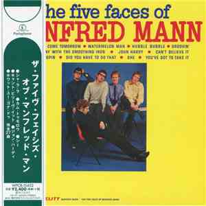 Manfred Mann - The Five Faces Of Manfred Mann FLAC