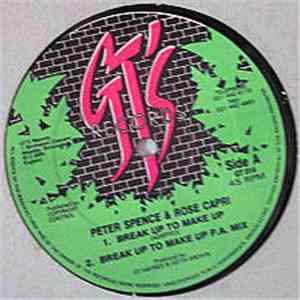 Peter Spence & Rose Capri - Break Up To Make Up FLAC