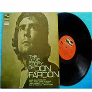 Don Fardon - The Love Story Of Don Fardon FLAC