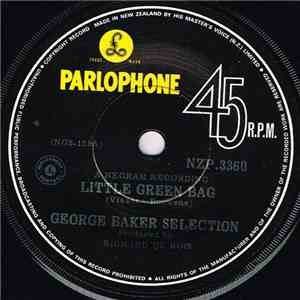 George Baker Selection - Little Green Bag FLAC