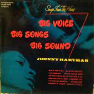 Johnny Hartman - Songs From The Heart FLAC