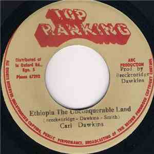 Carl Dawkins - Ethiopia The Unconquerable Land FLAC